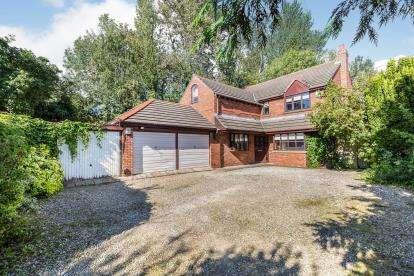 5 Bedrooms Detached House for sale in Mayfield Avenue, Ingol, Preston, Lancashire, PR2