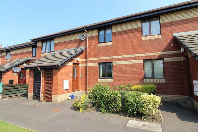 2 Bedrooms Flat for sale in Shawfarm Place, Prestwick, KA9