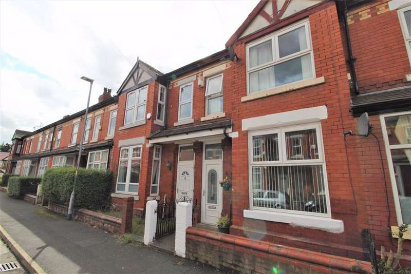 3 Bedrooms Terraced House for sale in Fortuna Grove, Manchester