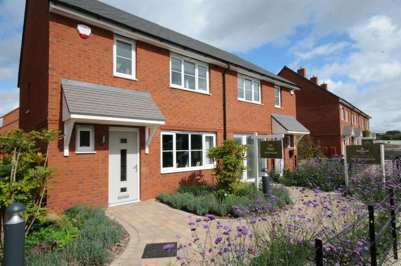 3 Bedrooms Semi Detached House for sale in The Pine, Oldends Lane, Great Oldbury, GL10 3RL