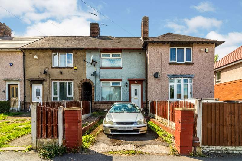 2 Bedrooms House for sale in Lindsay Road, Sheffield, South Yorkshire, S5