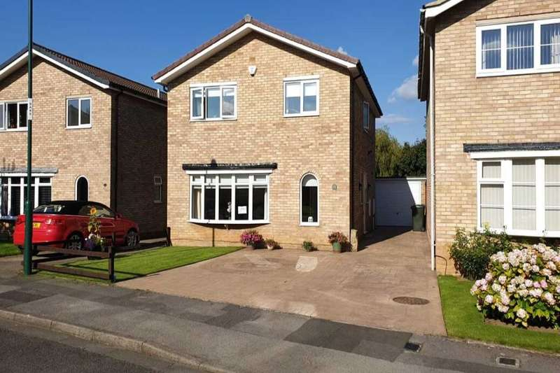 4 Bedrooms Detached House for sale in Deepdale, Guisborough, TS14