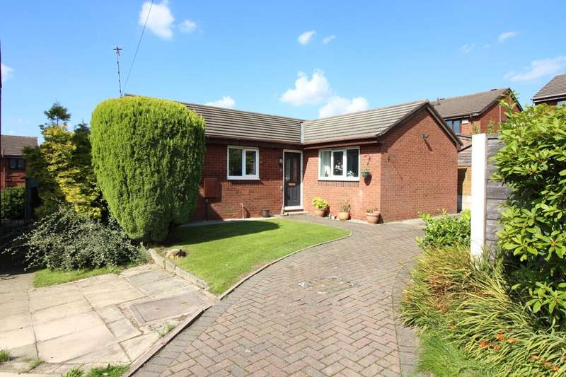 2 Bedrooms Detached Bungalow for sale in Greenbrook Close, Bury, BL9