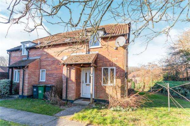 1 Bedroom House for sale in Blackberry Walk, Lychpit, Basingstoke