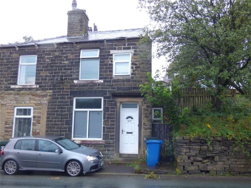 3 Bedrooms Semi Detached House for sale in 317 Market Street, Shawforth, Rochdale, Lancashire