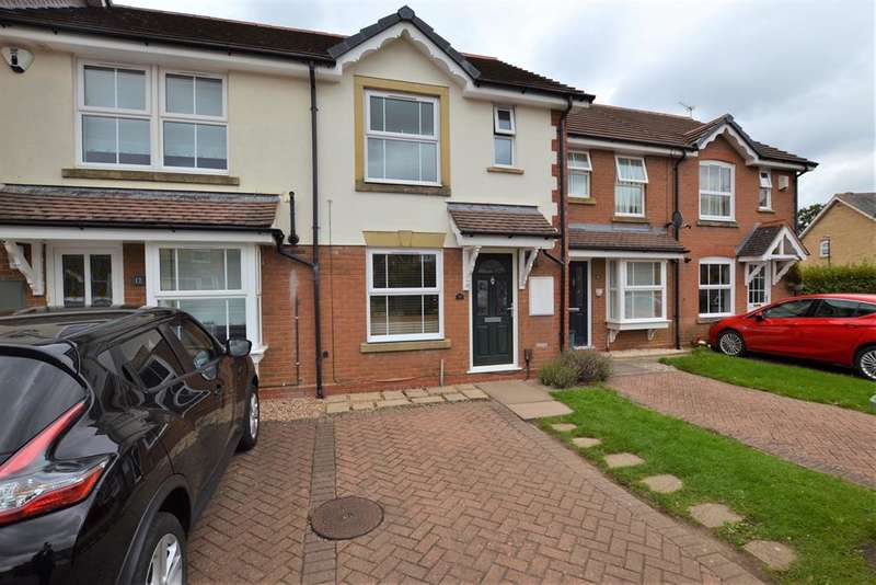 2 Bedrooms Terraced House for sale in Doverhay, Up Hatherley, Cheltenham, GL51 3HS