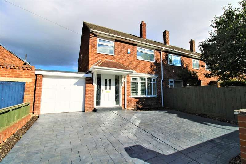 3 Bedrooms End Of Terrace House for sale in Richardson Road, Stockton-on-Tees, County Durham, TS17