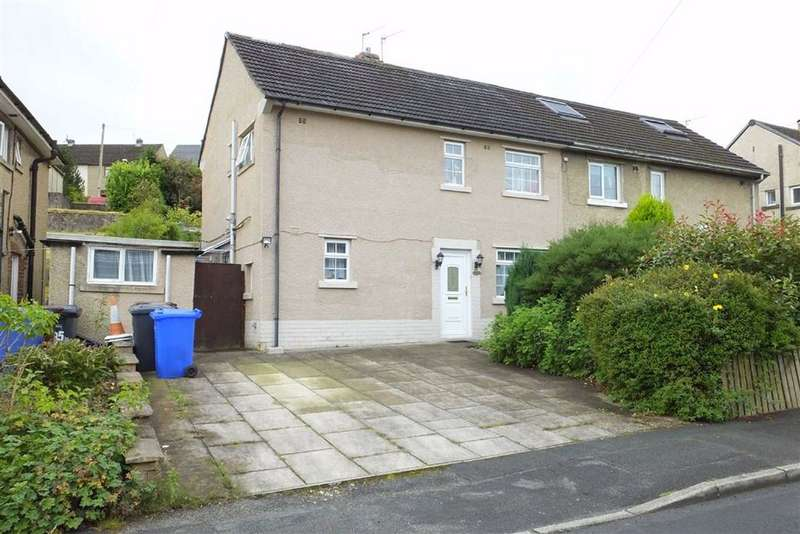 3 Bedrooms Semi Detached House for sale in Park Road, Barnoldswick, Lancashire, BB18
