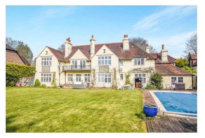 6 Bedrooms Property for sale in Busbridge Lane, Godalming