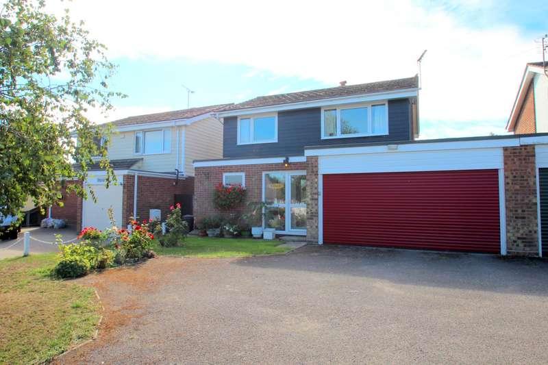 4 Bedrooms Detached House for sale in FINGRINGHOE, COLCHESTER