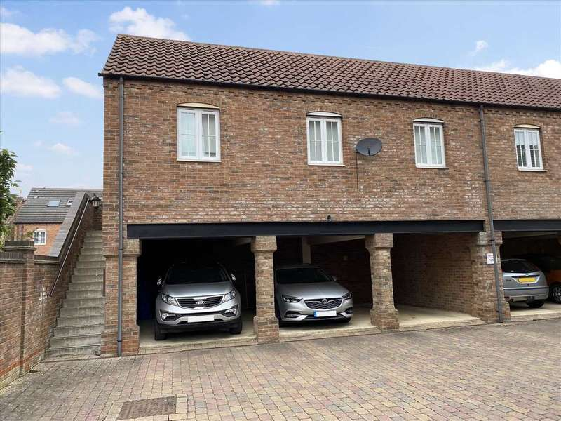 1 Bedroom Apartment Flat for sale in The Mill, Kirton