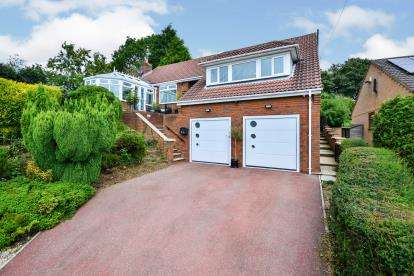 5 Bedrooms Detached House for sale in Wetton Lane, Tibshelf, Alfreton, Derbyshire