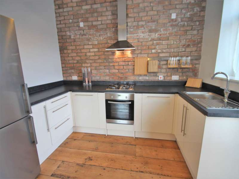 2 Bedrooms Flat for sale in Hill Street, Newport, Gwent