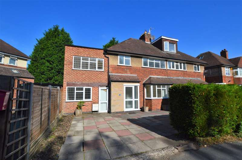 5 Bedrooms Semi Detached House for sale in Beacon Road, Loughborough