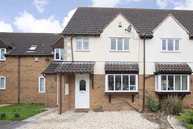 3 Bedrooms Terraced House for sale in Clematis Court, Bishops Cleeve