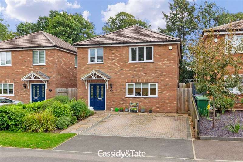 3 Bedrooms Property for sale in Park Street Lane, St. Albans, Hertfordshire - AL2 2JA