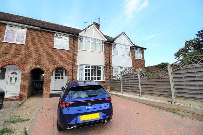 3 Bedrooms Terraced House for sale in Cadwell Lane, Hitchin, SG4