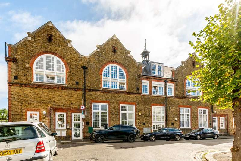 2 Bedrooms Flat for sale in Craven Gardens, Merton, SW19