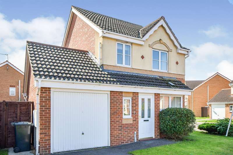 3 Bedrooms Detached House for sale in Anglesey Close, Doddington Park, Lincoln, Lincolnshire, LN6