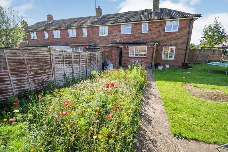 2 Bedrooms House for sale in Aylesby Close, Lincoln, Lincolnshire, LN1