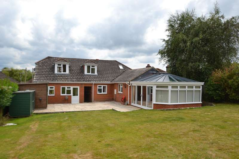 5 Bedrooms Detached House for sale in Fordingbridge