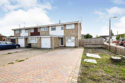 3 Bedrooms Semi Detached House for sale in Chelmsford, Essex, .