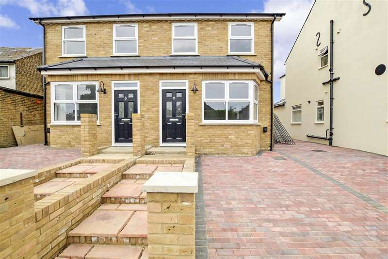 3 Bedrooms Semi Detached House for sale in Church Street, , Cliffe, Rochester, Kent