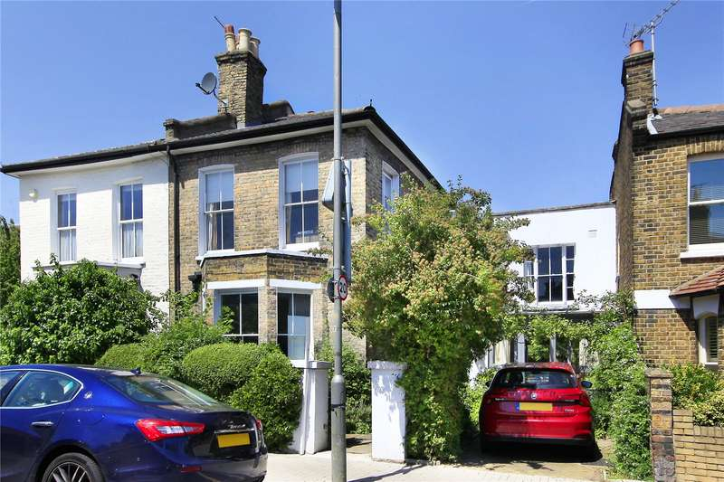 4 Bedrooms Semi Detached House for sale in Nottingham Road, Wandsworth Common, London, SW17
