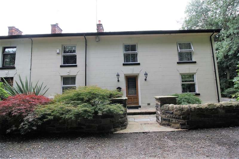 4 Bedrooms Cottage House for sale in Farm Hill Cottages, Prestwich, Manchester