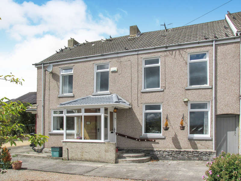 4 Bedrooms End Of Terrace House for sale in Maesteg Cottages, Cefn Coed, Merthyr Tydfil