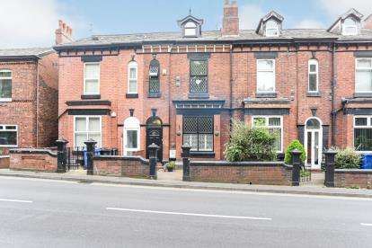 6 Bedrooms Terraced House for sale in Brinnington Road, Portwood, Stockport, Greater Manchester