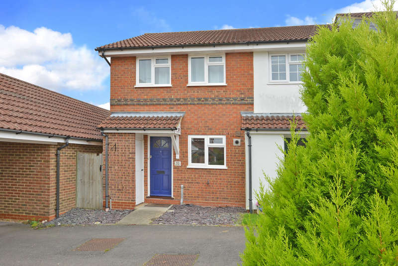 2 Bedrooms End Of Terrace House for rent in Lower Moor, Yateley