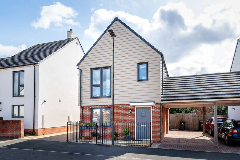 3 Bedrooms Detached House for sale in Teagues Way, Cinderford