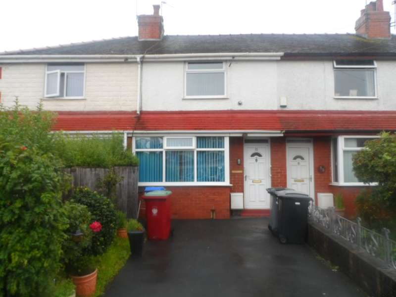 2 Bedrooms Terraced House for sale in Clifton Crescent, Blackpool, FY3 9NQ