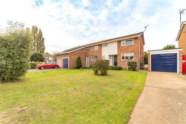 3 Bedrooms Terraced House for sale in Packe Close, Feering, Colchester