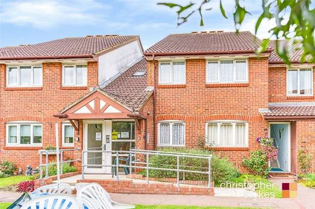 2 Bedrooms Retirement Property for sale in Rose Court, West Cheshunt, Hertfordshire