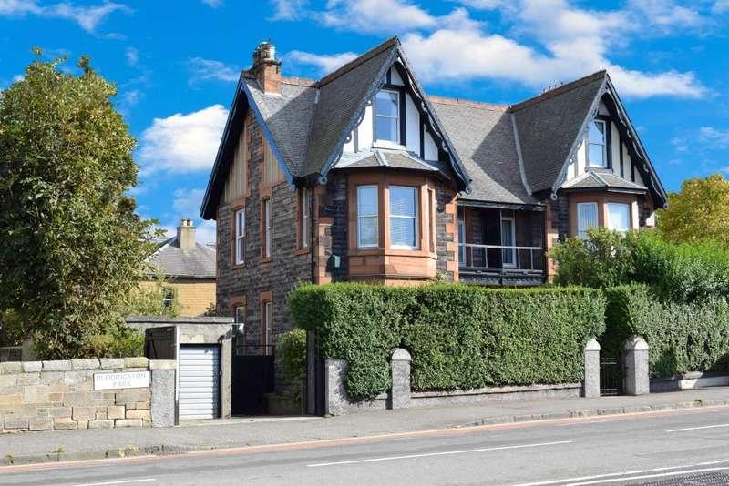 5 Bedrooms Semi Detached House for sale in 36 Duddingston Park, Duddingston, EH15 1JU