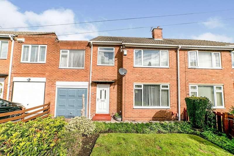 4 Bedrooms Property for sale in Monkridge Gardens, Dunston, NE11