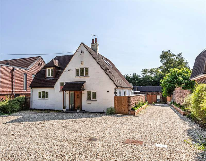4 Bedrooms Detached House for sale in Harestock Road, Winchester, Hampshire, SO22
