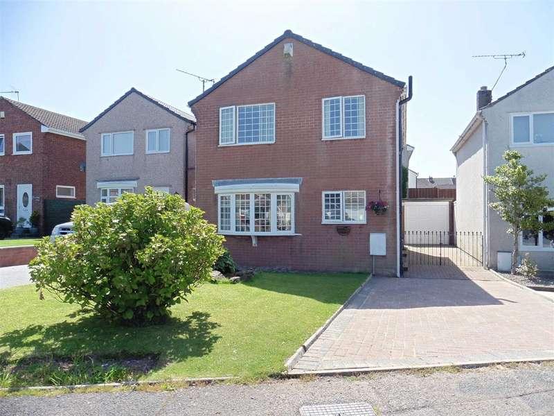 4 Bedrooms Detached House for sale in Murton Park, Arlecdon, Frizington