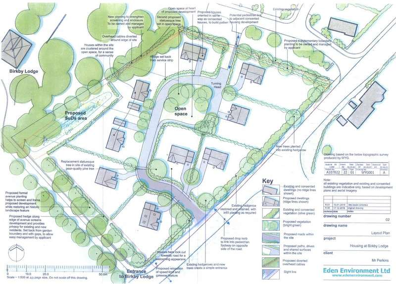 Land Commercial for sale in Birkby, Maryport