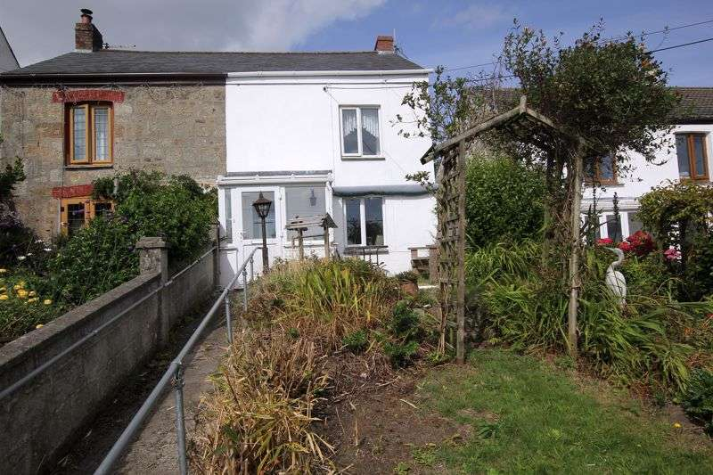 2 Bedrooms Property for sale in Sea View Terrace, St Blazey