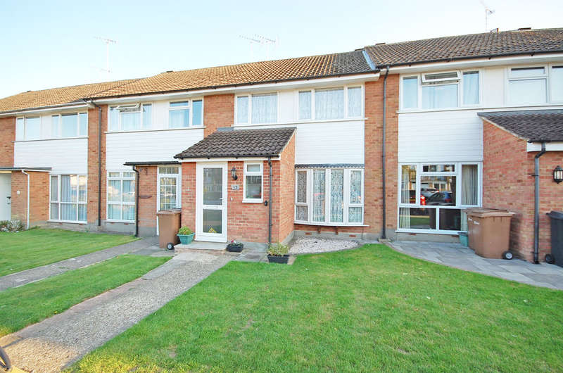 3 Bedrooms Terraced House for sale in Little Meadow, Writtle, Chelmsford, CM1