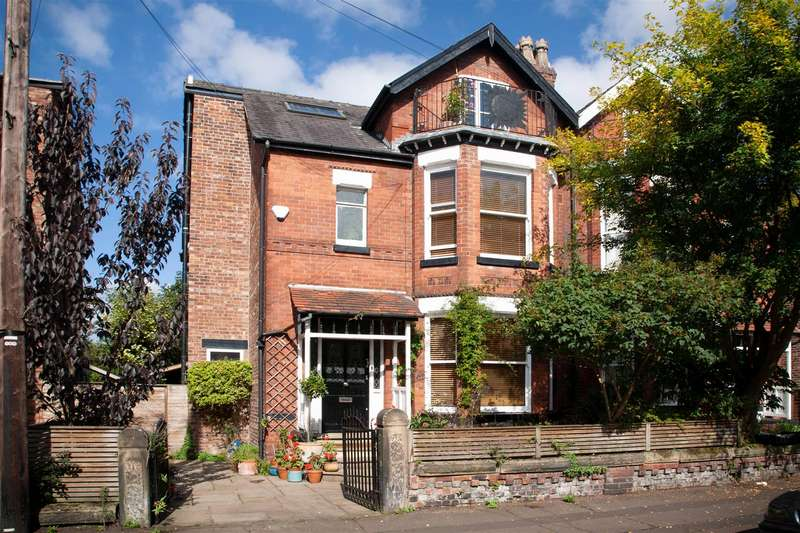 4 Bedrooms House for sale in Zetland Road, Chorlton, Manchester