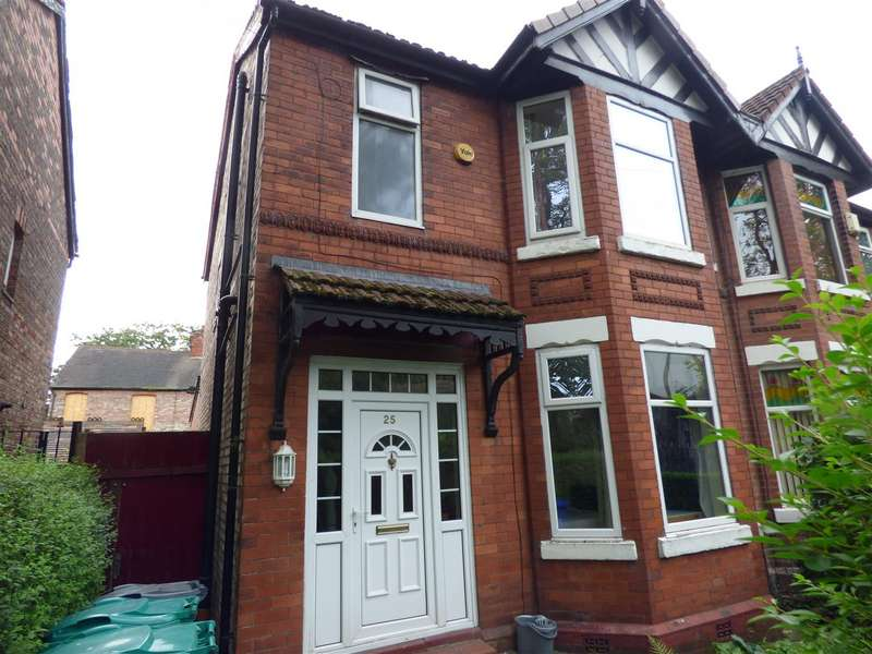 6 Bedrooms House for rent in Old Hall Lane, Manchester