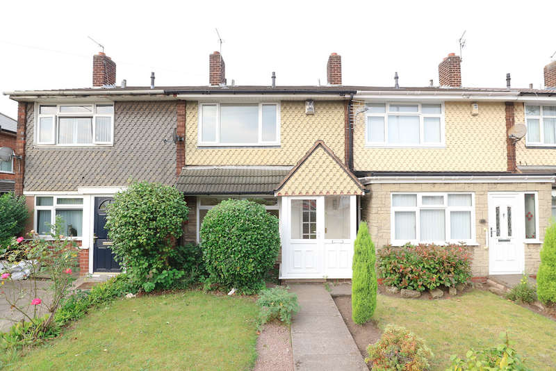 3 Bedrooms Terraced House for rent in Somerfield Road, Walsall