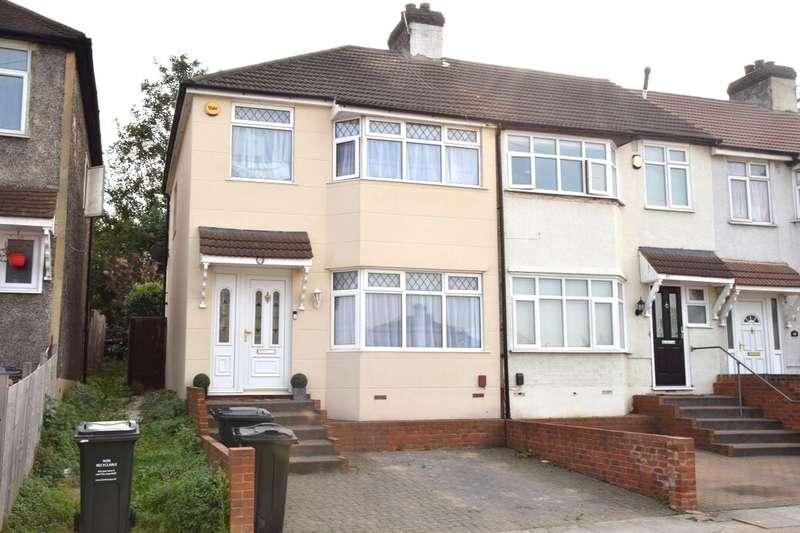 3 Bedrooms Property for sale in Grosvenor Crescent, Dartford, DA1