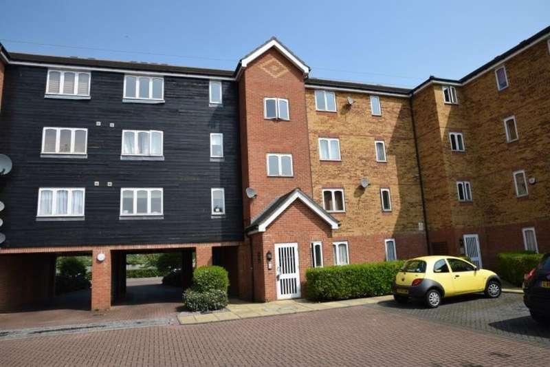 2 Bedrooms Flat for sale in Dunlop Close, Dartford, DA1