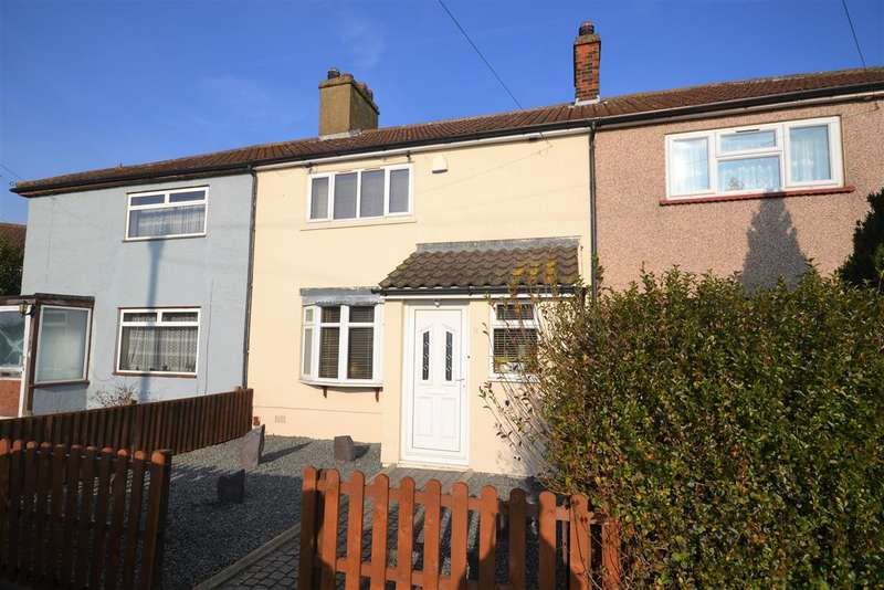 3 Bedrooms Terraced House for sale in Templer Avenue, Chadwell St.Mary