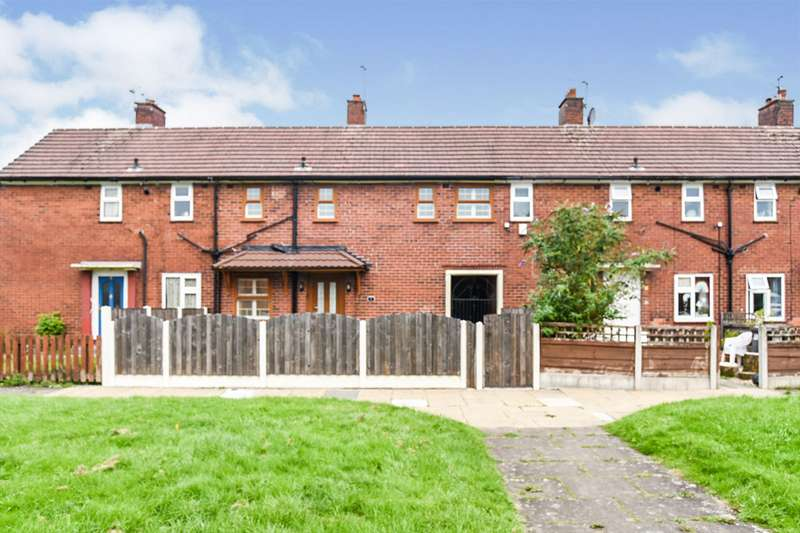 3 Bedrooms House for sale in Hibbert Avenue, Denton, Manchester, Greater Manchester, M34